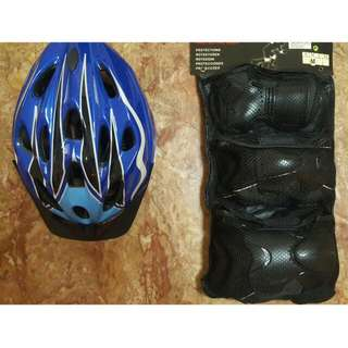 Helmet And Protective Gear