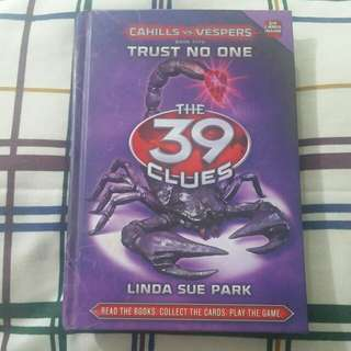 The 39 Clues: Trust No One