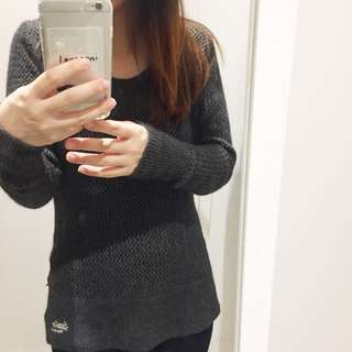 SuperDry Grey Knitwear