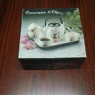 茶壺套裝 (全新未拆盒)