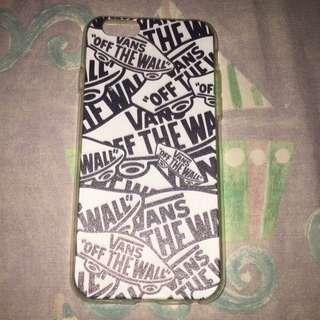 [NEW] - iPhone 6/6s Vans Jelly Case