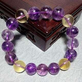 紫水晶手珠(E06)