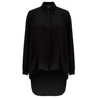 Forever New Longlined Layered Shirt