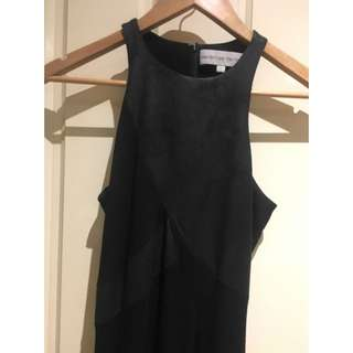 Bless'ed Are The Meek Formal Maxi Black Dress