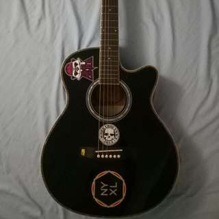 Acoustic/electric Guitar