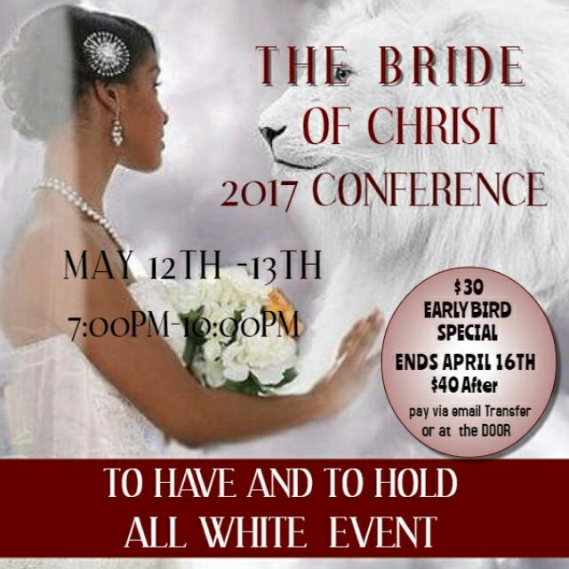 2017 Women Of Virtue Conference - Tickets