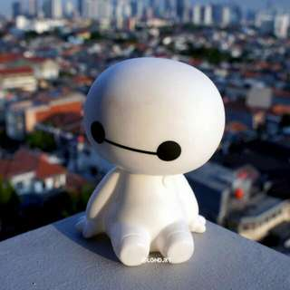 Bobble Head Baymax