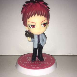 Authentic Japan Anime Figure Collection, The Basketball Kuroko Play, After School Version 2, Seijuro Akashi, BP Product In 2014. - MAR039