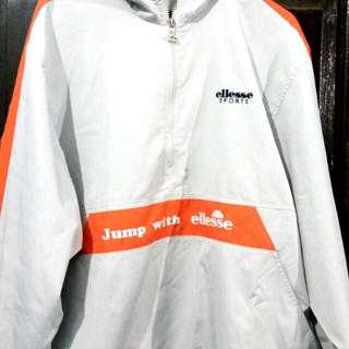 Jacket Ellesse Sports Hoodie Made In Italy