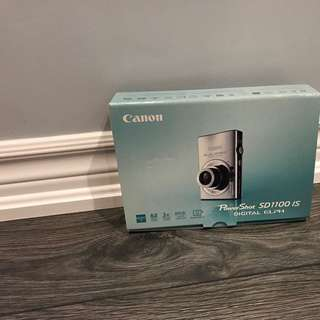 Canon Camera Sd1100