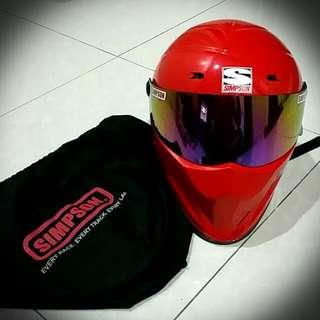 Helmet Simpson Diamondback