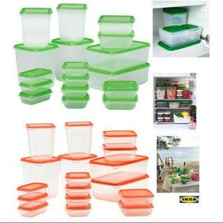 IKEA Food Storage Container (PRUTA)