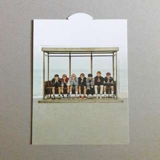 BTS You Never Walk Alone Official Standee