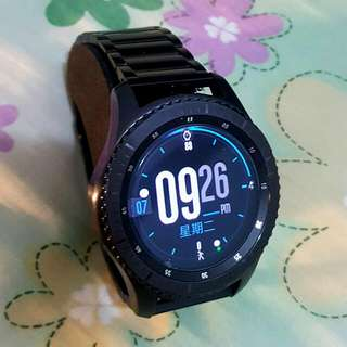 Samsung Gear S3 Frontier(冒險家)