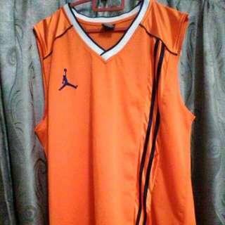 Basketball uniform Jordan
