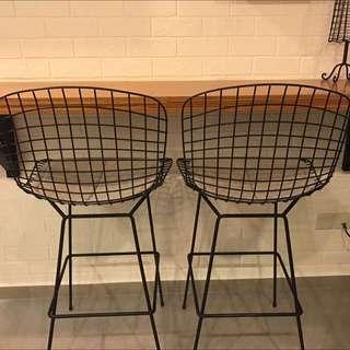 Designer Bar Chair X 2 Price Reduced!!
