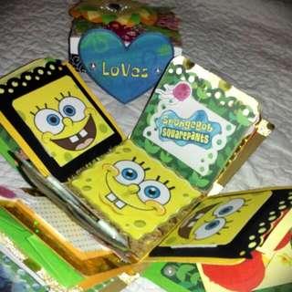 Spongebob Explosion Box