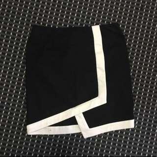 Bardot origami skirt