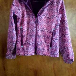Girls Spring Jacket Size Med 10-12