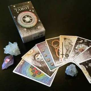 Tarot Reading 15 Minutes Session