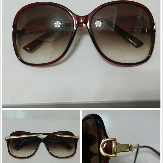 流行大框太陽眼鏡