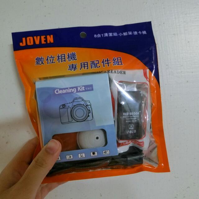 數位相機專用配件組