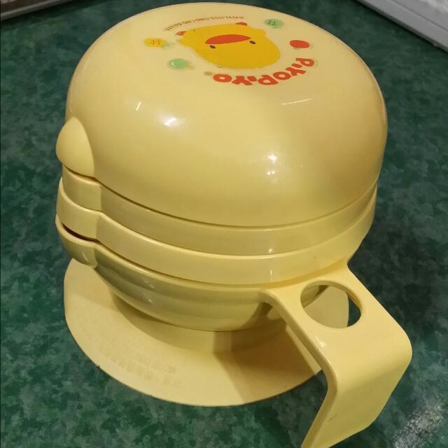 黃色小鴨食物調理組 二手