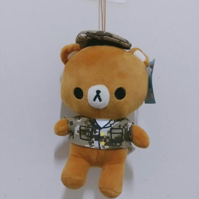 韓國 天空之熊 變裝玩偶