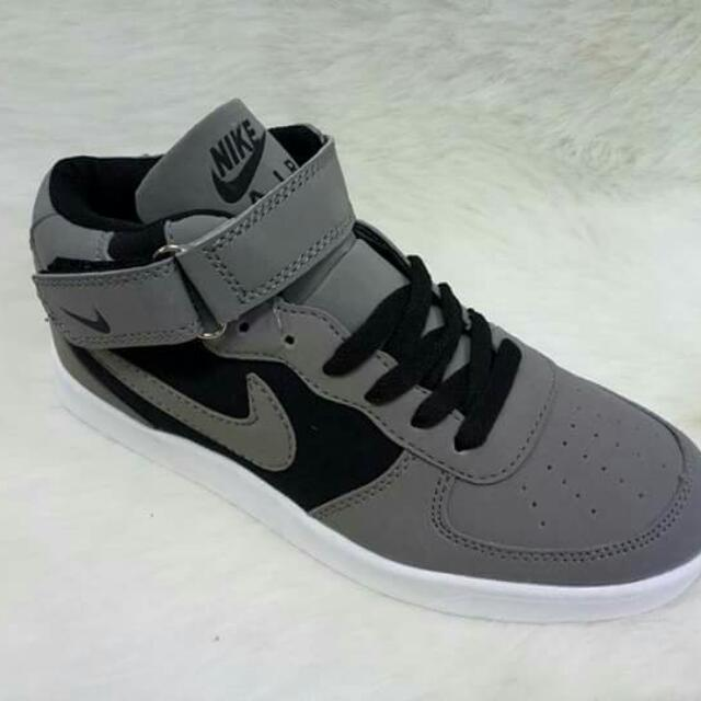 ➡ NIKE HIGH CUT SHOES  ➡ Size: 36 to 40 ➡ 700 pesos only! ➡ Pm for orders.. GM004_15  ▶OPEN FOR RESELLERS!!◀