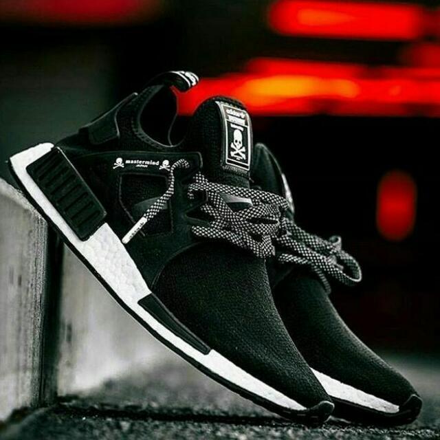 low priced 940aa 23e27 Adidas NMD R1 X MasterMind Japan, Men's Fashion, Men's ...