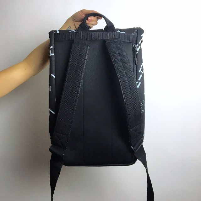 adidas x Pharrell Williams HU Roll-Up Backpack 0fd09a3cda95c