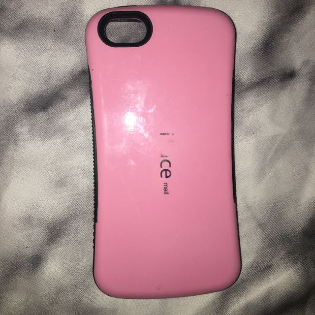 FREE Baby pink I face Case For IPhone 5s
