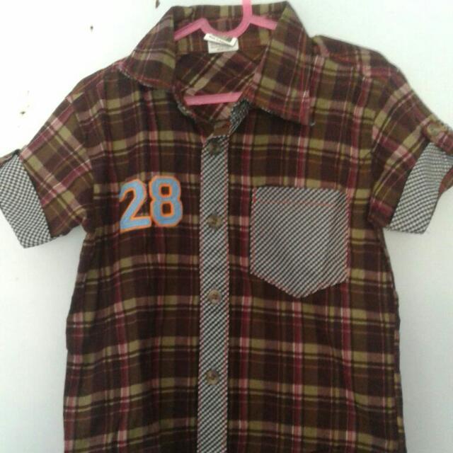 Baju Anak (Cowo) Merk Hippo Baby