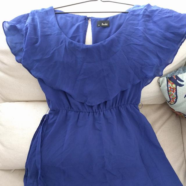 Bardot Women's Blue Evening Dress