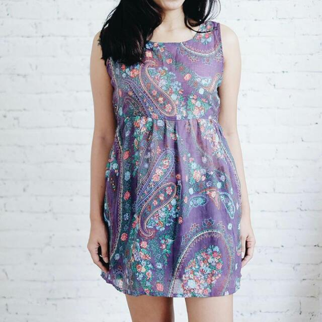 Batik Dress FROM TITIES SAPUTRA