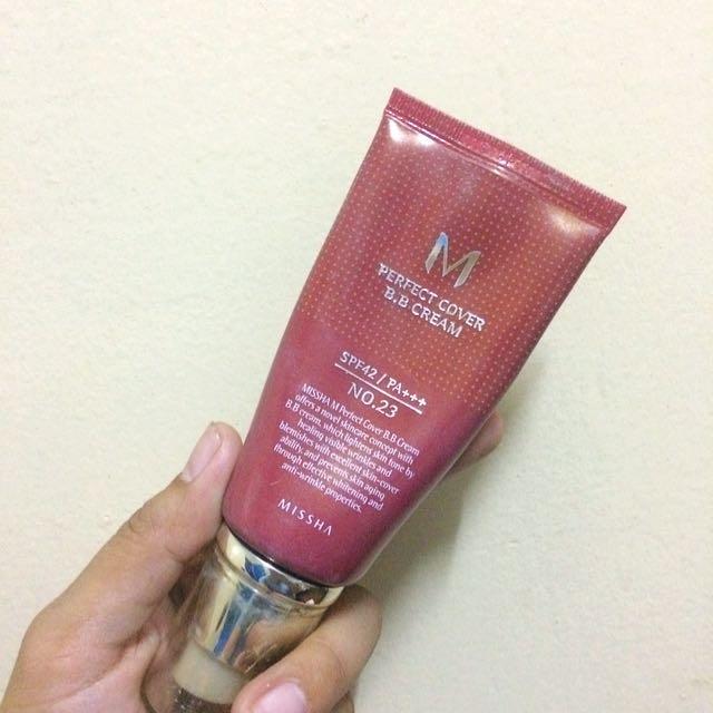 BB Cream (Missha)