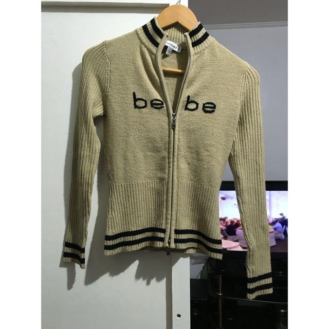 BEBE Clothing Sweater