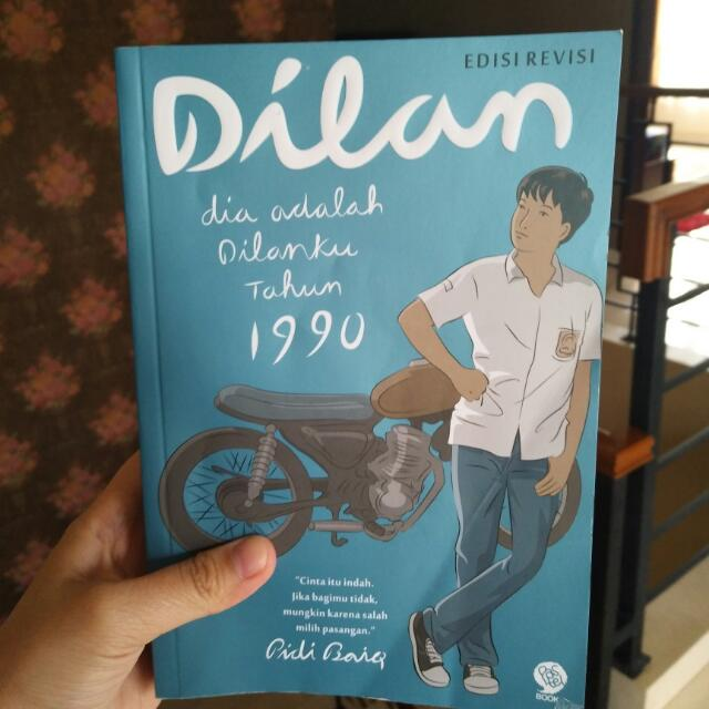Best Seller Novel Dilan