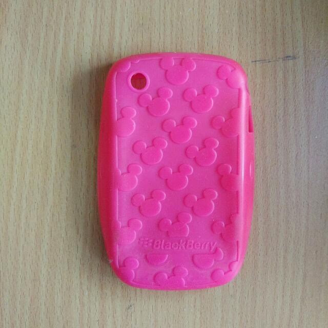 Blackberry Gemini Mickey Soft Case