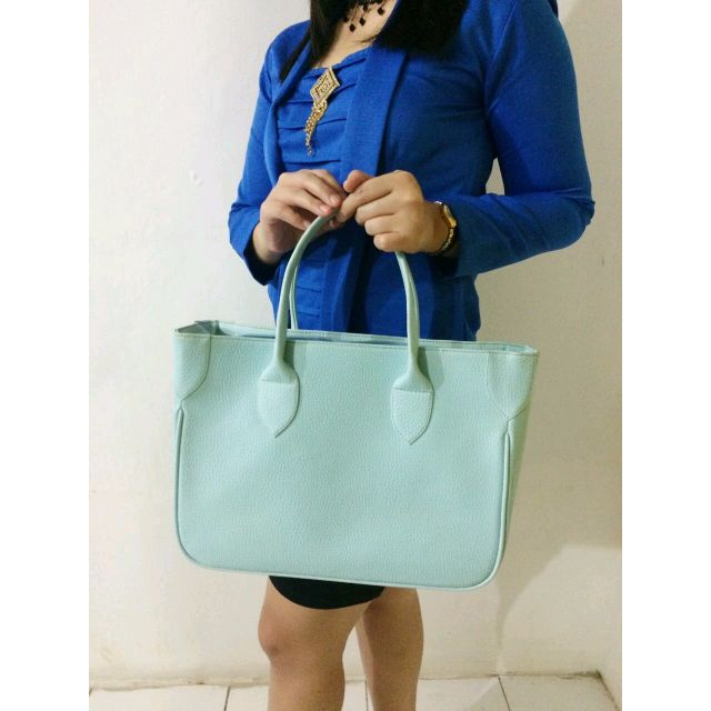 Blue Light Handbag