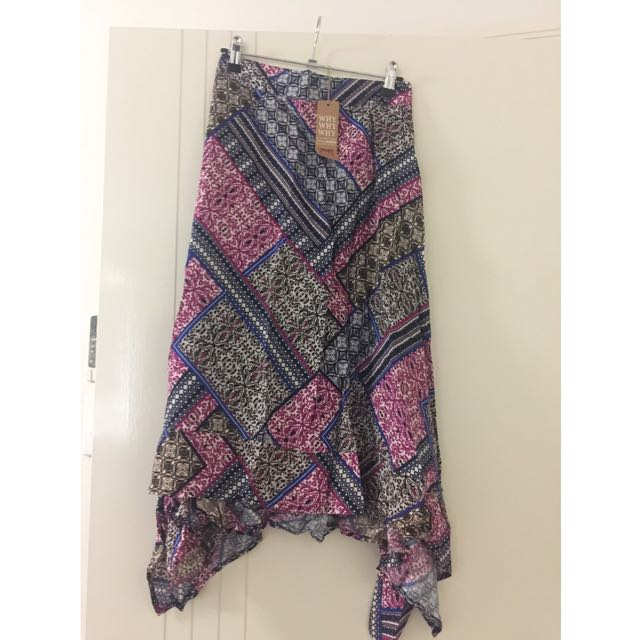 BNWT Rivers Maxi Skirt Size 8