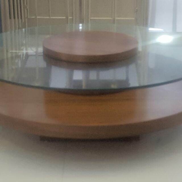 Brand New Round Tier  Center Table for Sale