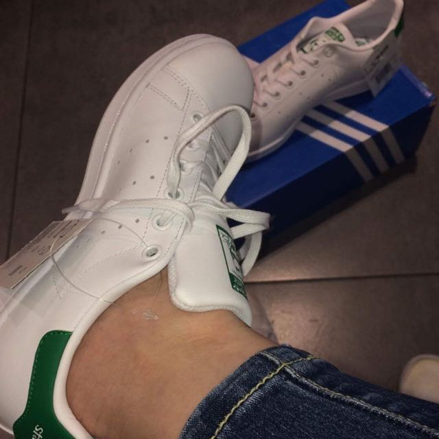Brand New Stan Smith Green