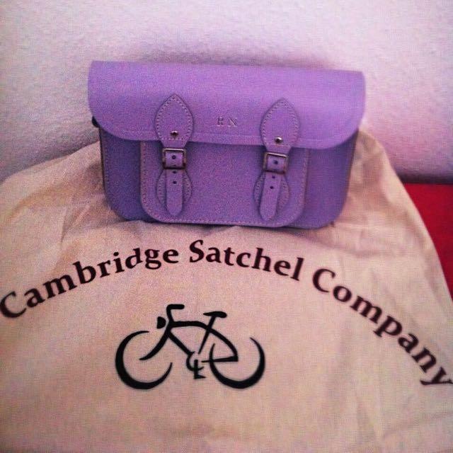 AUTHENTIC Cambrige Satchel Bag