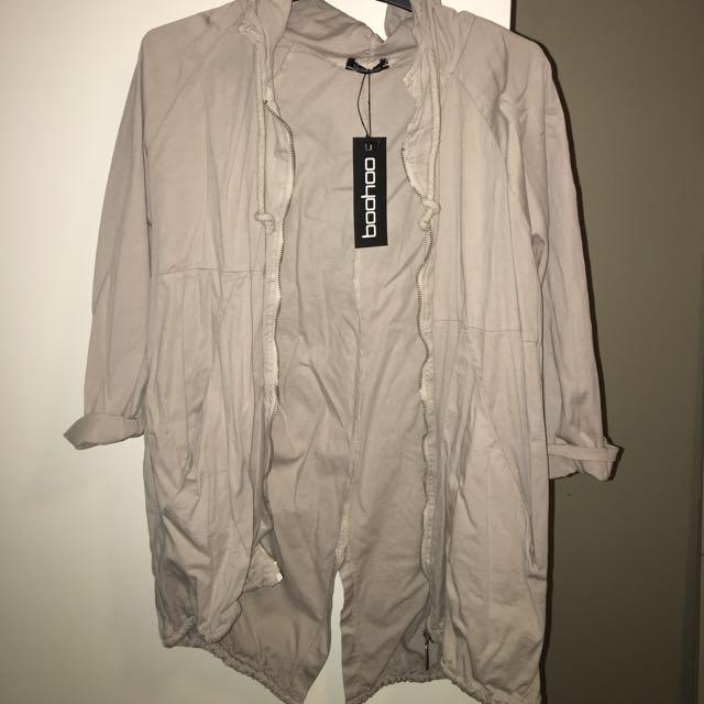 Creme/nude jacket