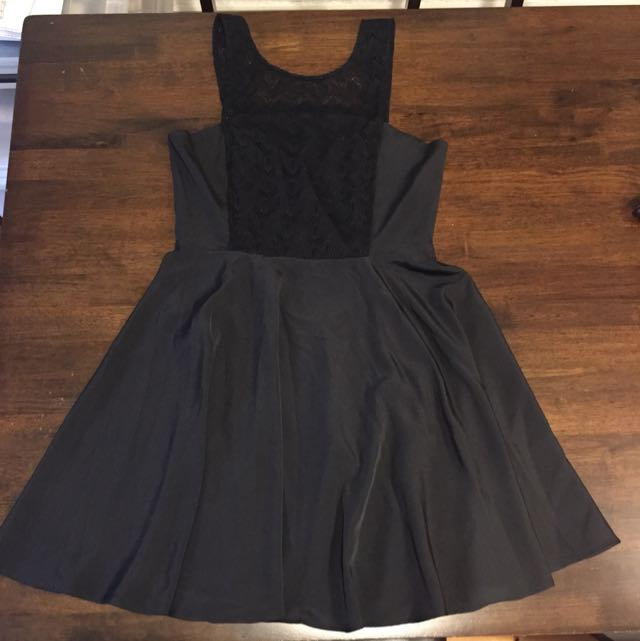 Dress Black - Medium