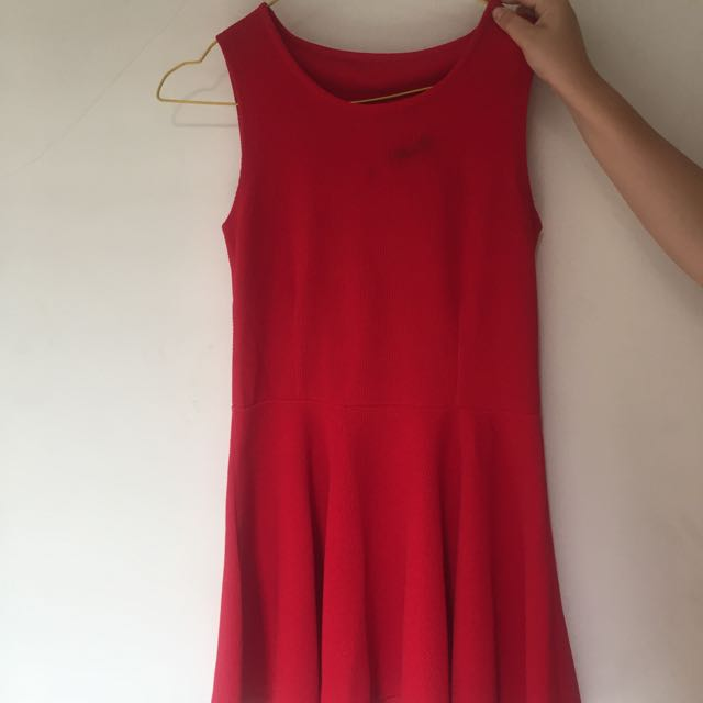 Dress Merah❤️