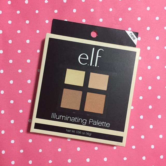 🎈🇺🇸ELF打亮盤 E.L.F Illuminating Palette