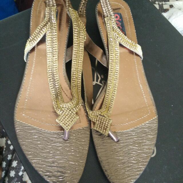 Fancy Sandals.
