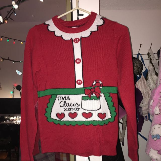 Fun Christmas Sweater!!